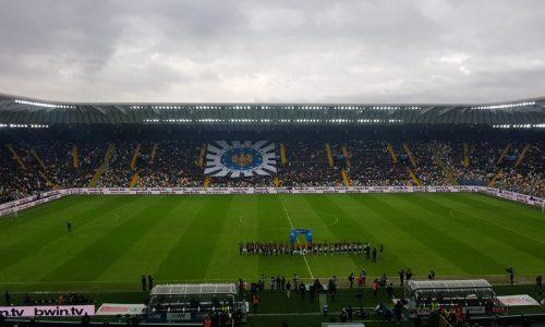 Udinese-Verona: finisce esattamente come all'andata