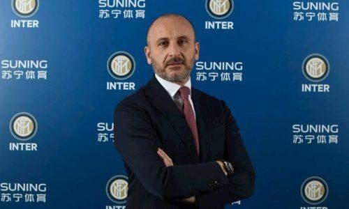 Inter, avanti tutti insieme: Ausilio rinnova fino al 2022