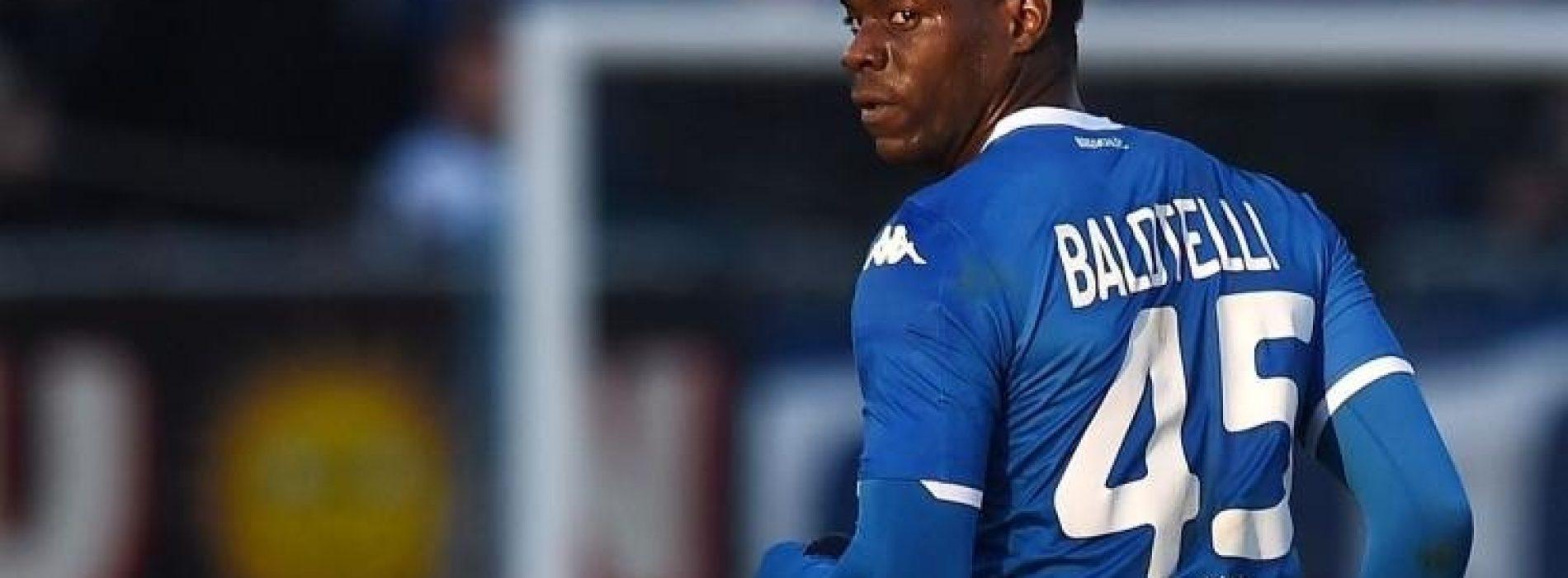 """Balotelli: """"Dovevano far tornare la Juventus in testa prima di fermare il campionato"""""""