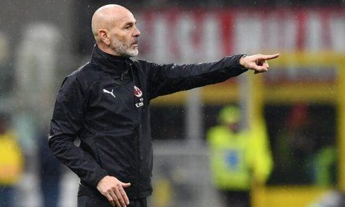 Pioli Milan: Le parole del tecnico dopo la netta sconfitta