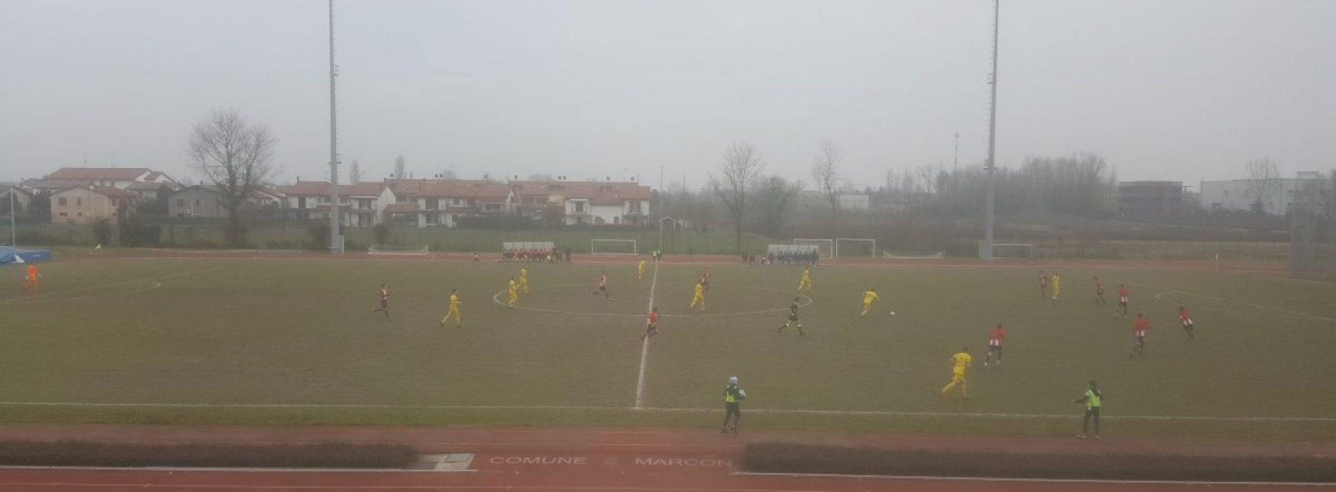 Marcon Treviso Academy, Morbioli salva i biancocelesti al 95′