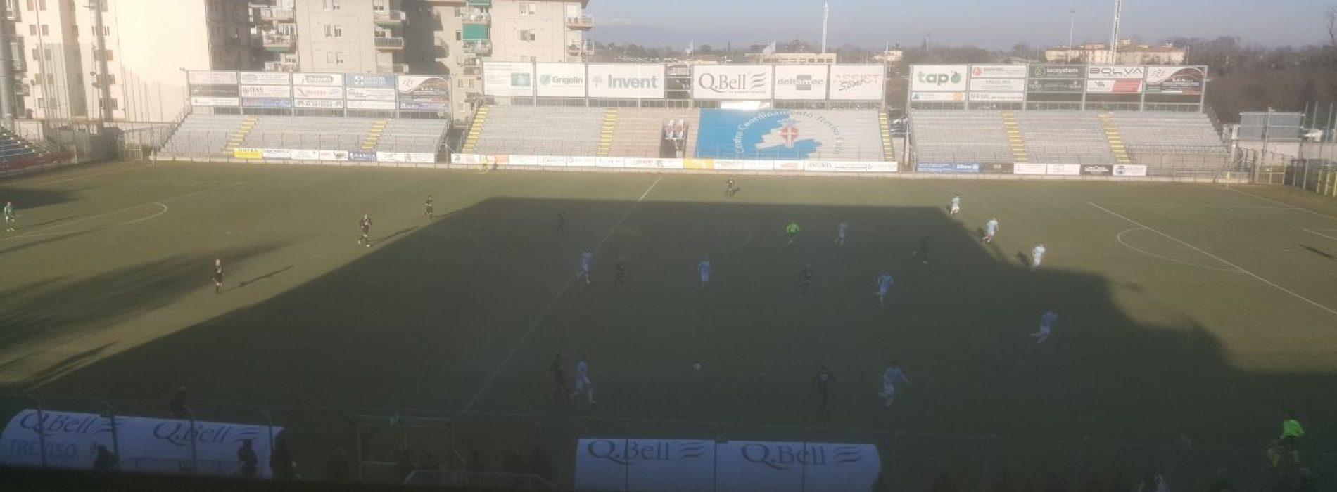 Treviso Vedelago, finisce 1-2 tra sfortuna e brutta prestazione