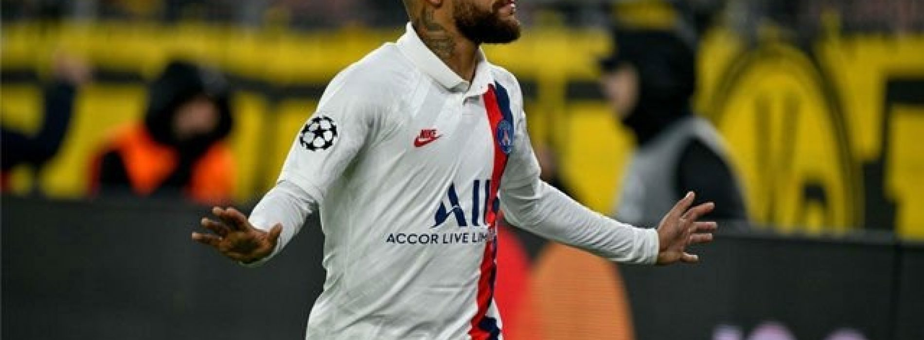 Champions League, in un Parc des Princes a porte chiuse va avanti il PSG. 2-0 al Borussia Dortmund