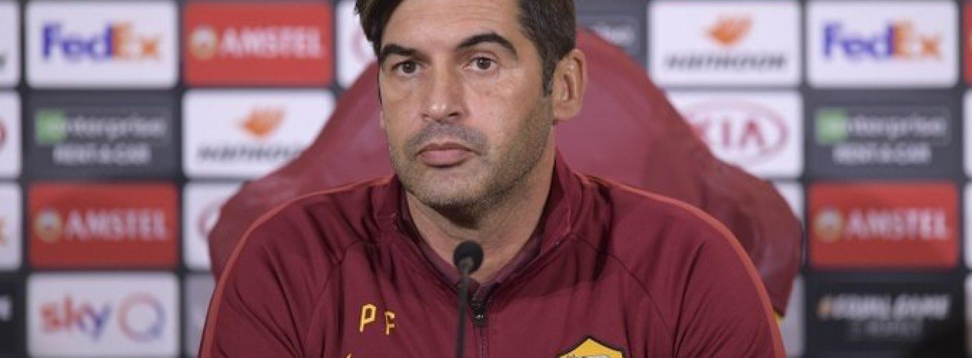 """Lazio-Roma, Fonseca: """"Ambizioni alte. Difficile mantenere intensità, stiamo lavorando"""""""
