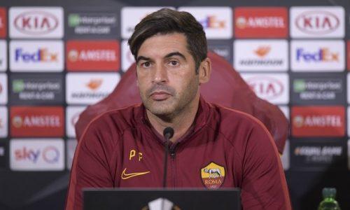"""Roma-Young Boys, Fonseca: """"Capiti gli errori di Napoli, nessun dramma"""""""