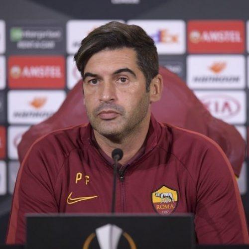 """Roma Fonseca: """"Gent fortissimo, ma noi andiamo per vincere"""""""