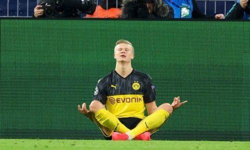 Borussia Dortmund: Haaland, questi sono numeri da campione!