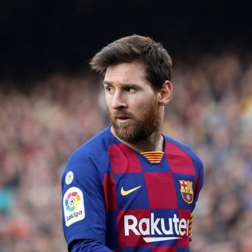 """Barcellona futuro Messi: """"Resto qui. Lautaro? E' un giocatore completo"""""""