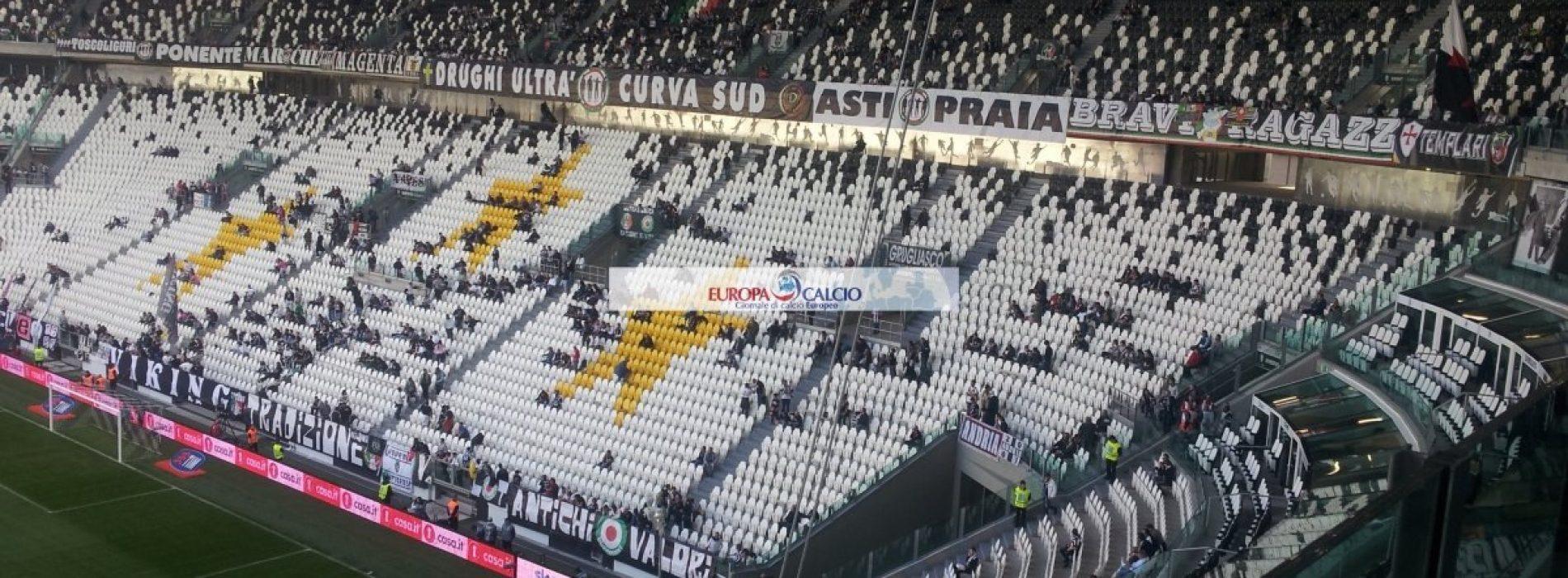 Juventus-Verona, bianconeri frenati a Torino: la gara e il tabellino