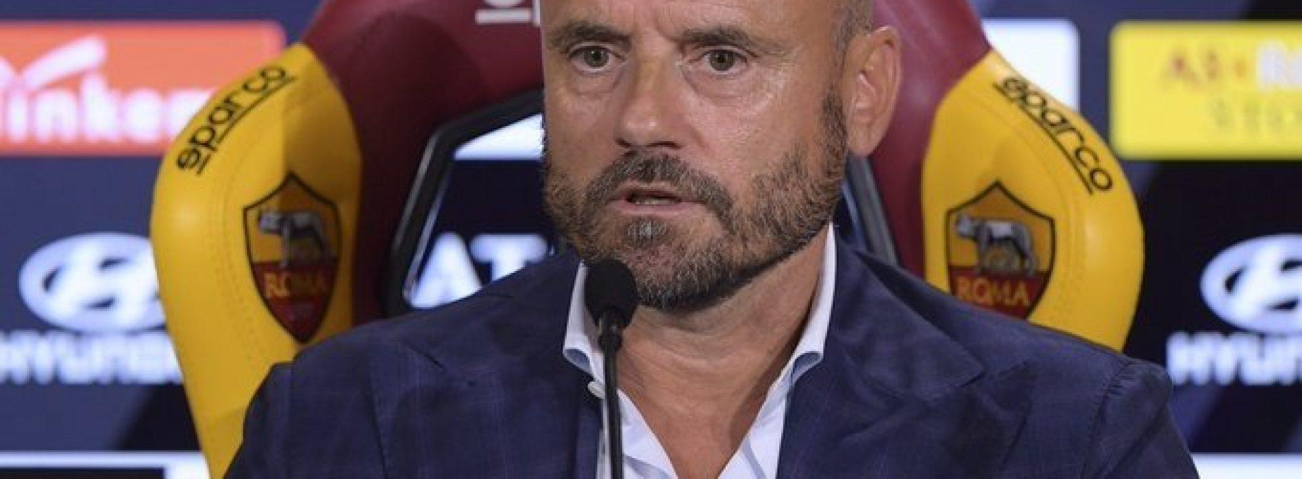 Roma, inviata la lettera a Petrachi: licenziato il direttore sportivo