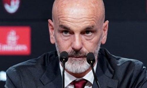 """Milan, Pioli: """"Fiorentina che sta bene ma lo siamo anche noi. Astori…"""""""