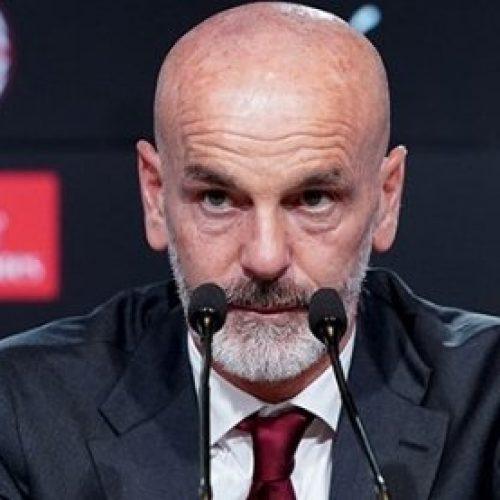 """Milan, Pioli: """"Lille veloce e di qualità, rotazioni per mantenere freschezza"""""""