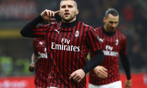 """Milan Rebic: """"Finalmente posso giocare con continuità. Su Ibra…"""""""