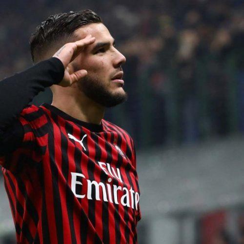 """Milan, Theo: """"Spero di giocare ancora con mio fratello, magari qui"""""""