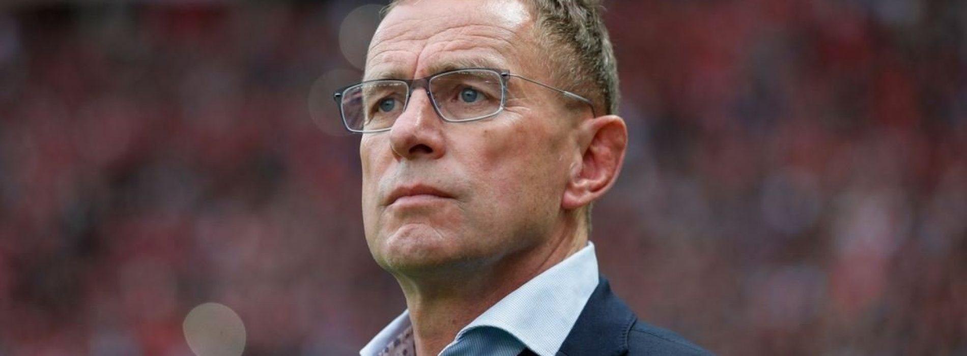 """Roma futuro Rangnick: """"Nessun contatto. Cerco un club subito ambizioso"""""""
