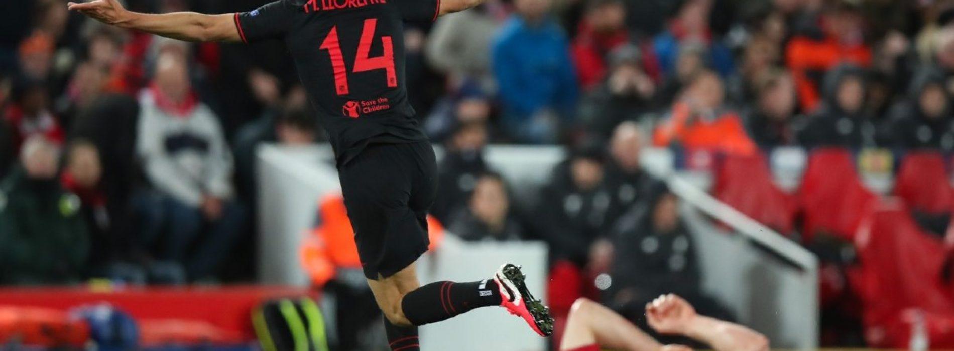 Champions League Liverpool eliminato, Llorente porta l'Atletico ai quarti