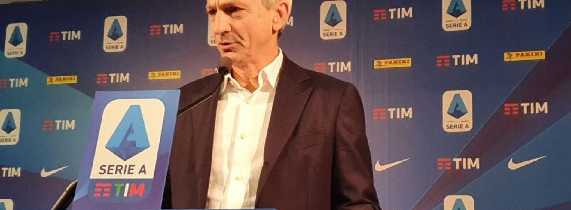 Lega Serie A, Dal Pino positivo al Covid. Il comunicato