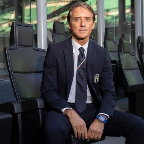 """Europeo Mancini: """"Sarà un bellissimo torneo. Zaniolo? Lo osservavo da tempo"""""""
