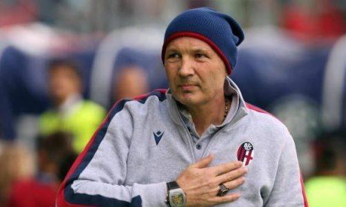 """Ufficiale Mihajlovic Bologna: rinnovo fino al 2023. Saputo: """"Con Sinisa raggiungeremo i nostri obiettivi"""""""
