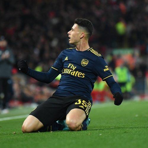 """Gabriel Martinelli giura fedeltà all'Arsenal: """"Voglio fare la storia di questo club"""""""