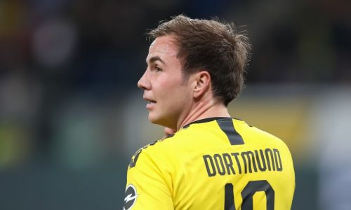 Mercato Milan: idea Mario Gotze a parametro zero