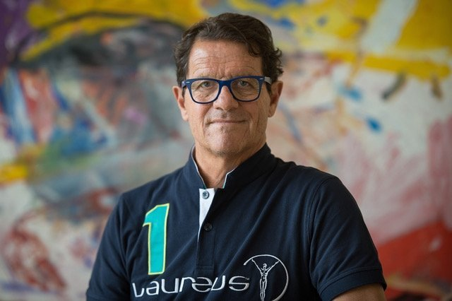 Fabio Capello Laureus