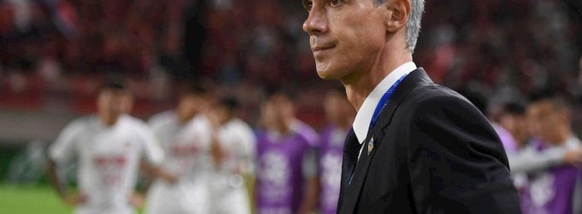 """Polonia Paulo Sousa: """"Vogliamo costruire una squadra con fede, speranza e convinzione"""""""