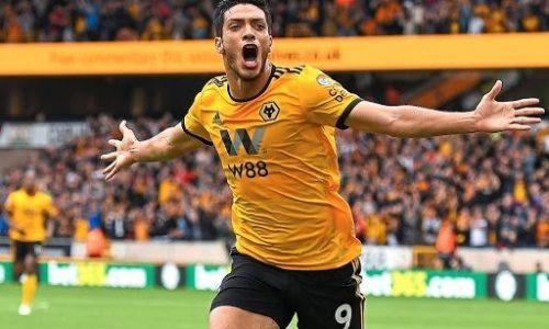 """Wolverhampton, Raul Jimenez: """"Valgo almeno 40 milioni"""""""