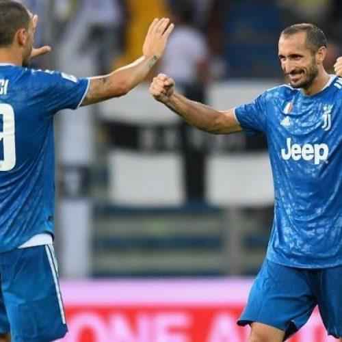 """Italia, Chiellini: """"Bello tornare. Juventus? Sarri persona vera, Pirlo carico e deciso"""""""