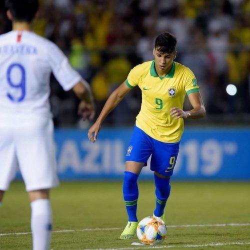 "Kaio Jorge Juventus: ""Voglio continuare a far bene al Santos"""