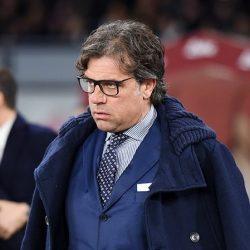 """Napoli parole Giuntoli: """"Gattuso resterà qui. Teniamo all'Europa League"""""""