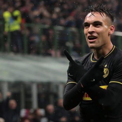 """Lautaro Inter Europa League: """"Speriamo di riportare il trofeo in Italia"""""""