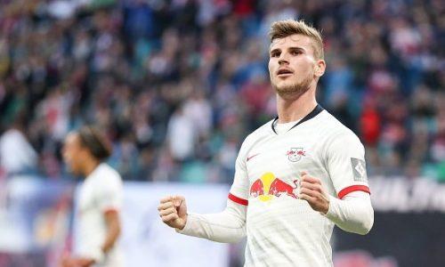 Mercato Inter Werner, pista ancora aperta per l'attaccante del Lipsia