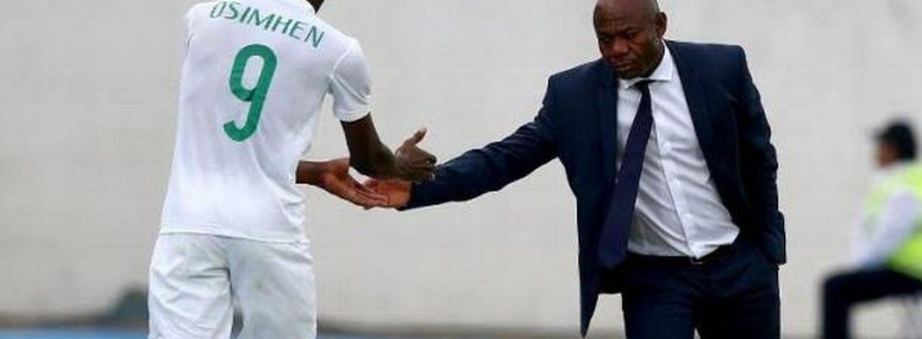 """Amuneke Osimhen: """"Napoli ottima destinazione, Victor vuole vincere sempre"""" – ESCLUSIVA EC"""
