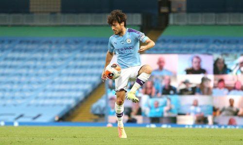 Lazio David Silva, dalla Spagna: biancocelesti forti sull'ala ex City
