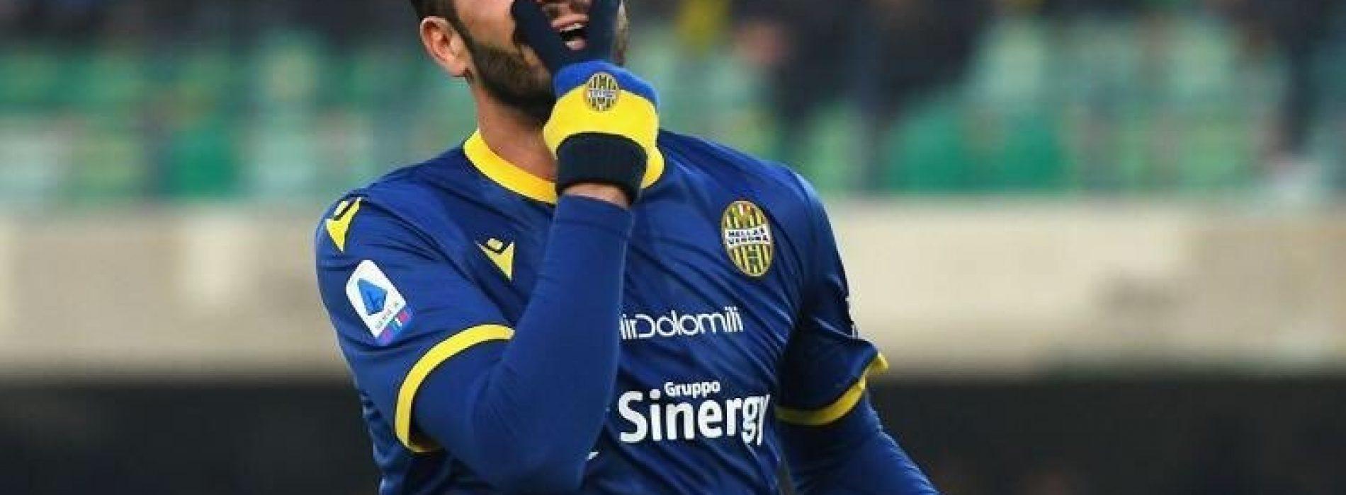 """Verona, Pazzini: """"Mi sono reso conto che è finita, questa molto più di una squadra"""""""