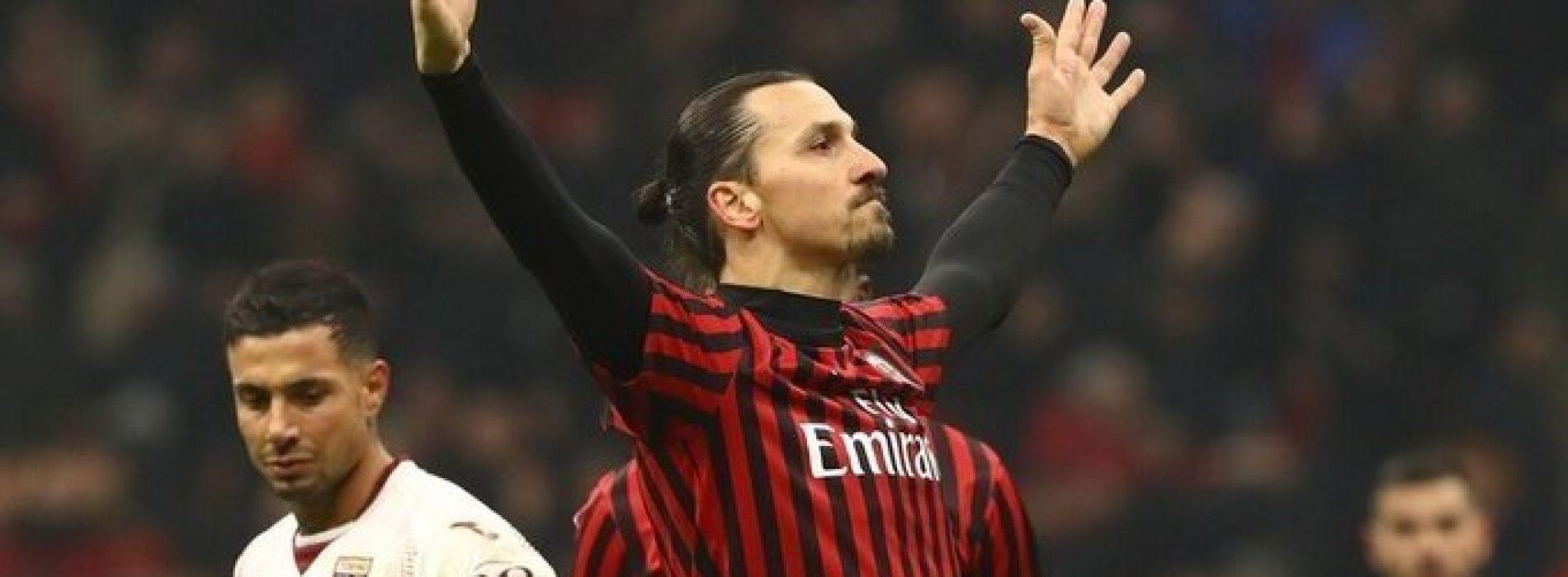 Milan rinnovo Ibrahimovic: ecco l'offerta dei rossoneri