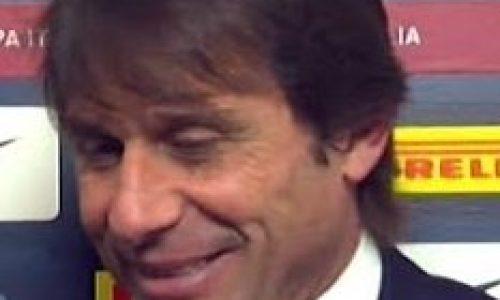 """Milan-Inter, Conte: """"Contento, bella partita, il percorso di crescita continua"""""""