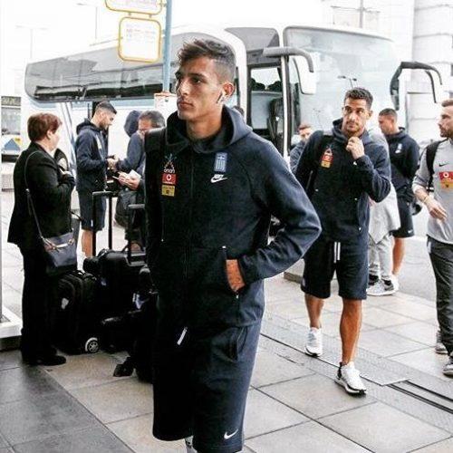 """Alessandro Soli Giannoulis: """"Insieme a Tsimkas è il terzino sinistro migliore del campionato greco"""""""