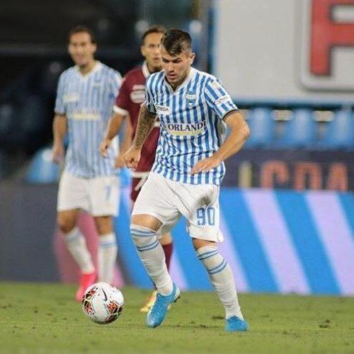 """Agente Horvath: """"Orgoglioso per l'esordio in Serie A. Può svariare su tutto il fronte d'attacco"""""""