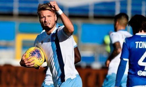 """Lazio lettera Immobile: """"Ringrazio tutti per questo record, non è stato facile"""""""