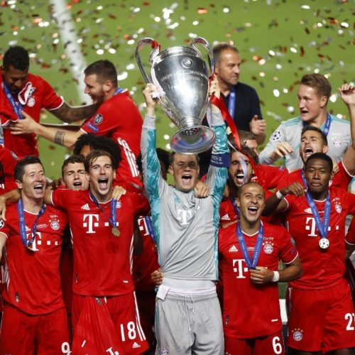 """Bayern Monaco Salihamidzic: """"Champions meritata, Flick già uno dei migliori al mondo"""""""