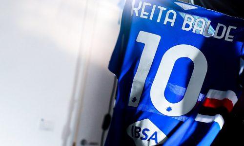 Sampdoria Keita Balde UFFICIALE: il comunicato del club