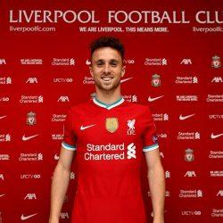 Liverpool Diogo Jota UFFICIALE. Il comunicato dei Reds