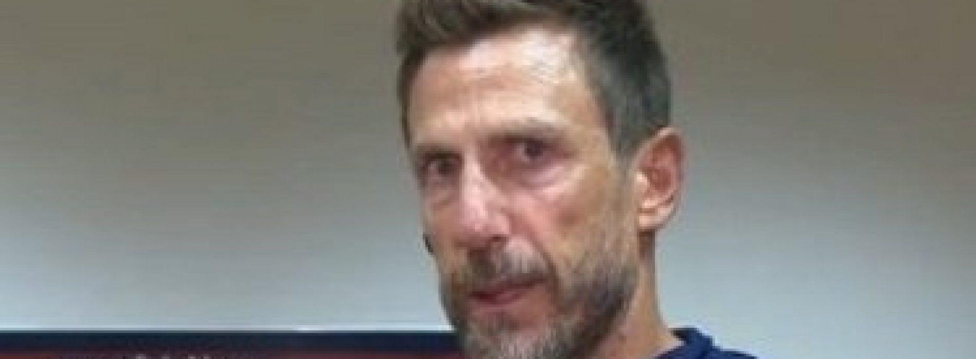 """Cagliari-Roma, Di Francesco: """"Grande impegno, ricerca e predisposizione, complimenti ai ragazzi"""""""