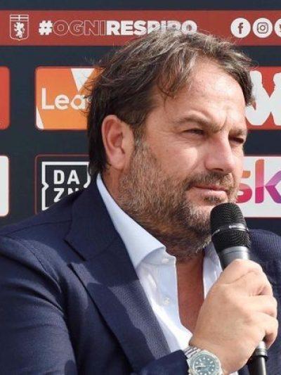 """Genoa Faggiano Balotelli: """"Può fare ancora bene, vedremo…"""""""