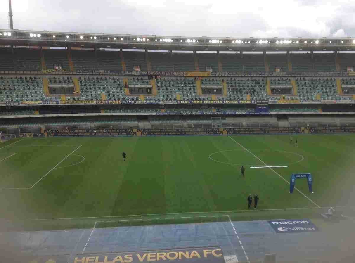 Verona Udinese - Alessandro C EuropaCalcio