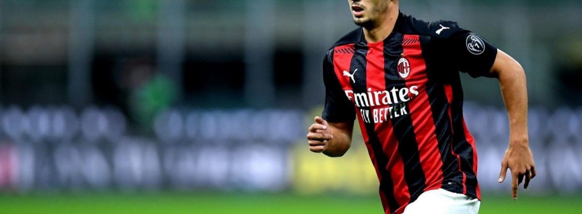 """Milan, ecco Brahim Diaz: """"Dobbiamo puntare allo Scudetto. Ibra? Fenomeno"""""""