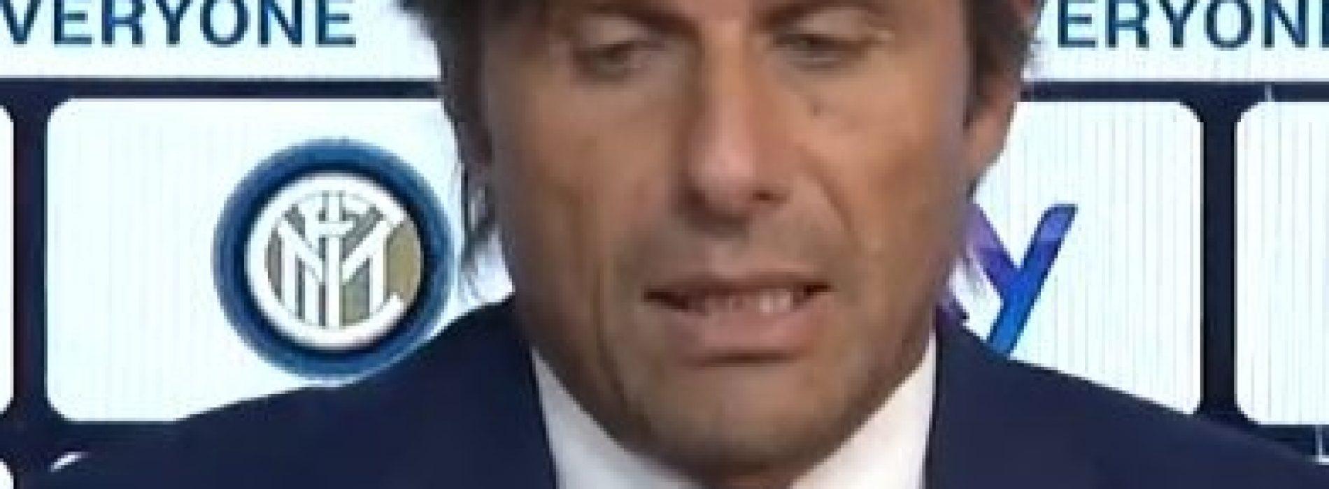 """Inter, Conte: """"Verona con Juric fa grandi cose, dovremo essere bravi, attenti e determinati"""""""