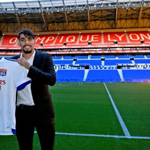 Ufficiale Paqueta Lione, il fantasista brasiliano al club francese